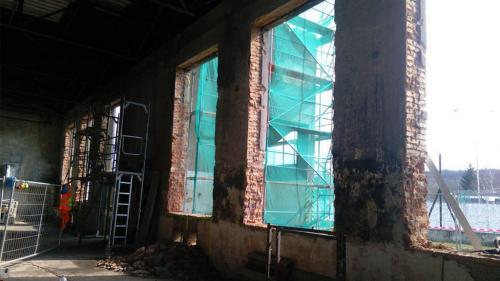 Rekonstrukce budovy věznice