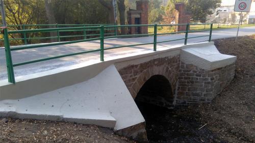 Revitalizace mostu